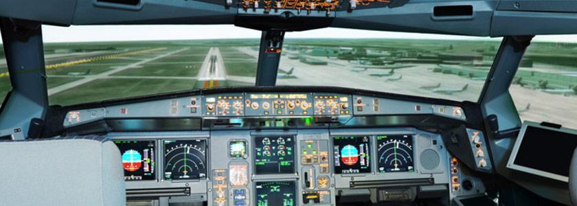 Airbus A 380 - Full Flight (beweglich)
