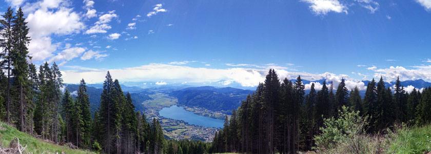 Ossiacher See/Gerlitzen