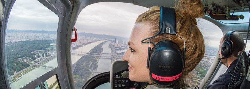Rundflug Hubschrauber