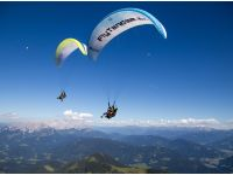 Tandem-Thermikflug vom Bischling / Werfenweng für 1 Person