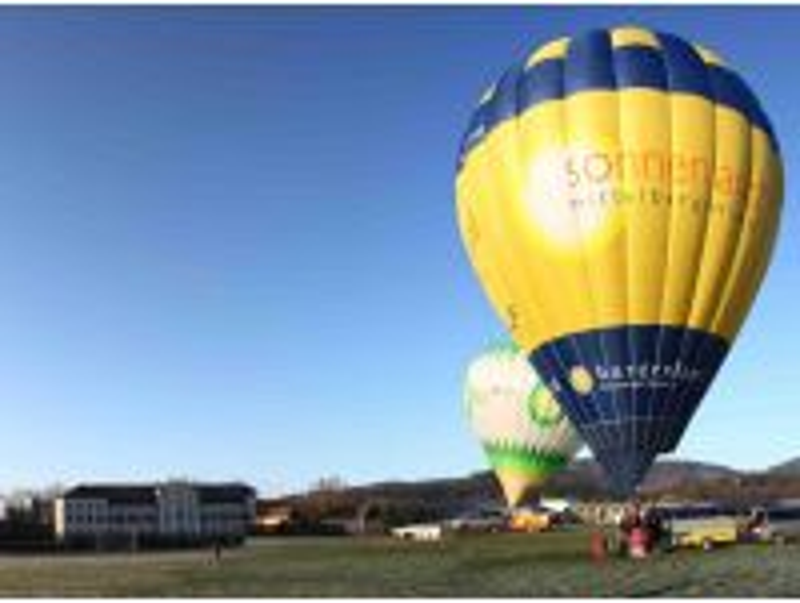 Ballonfahrt ab Stubenbergsee für 1 Person