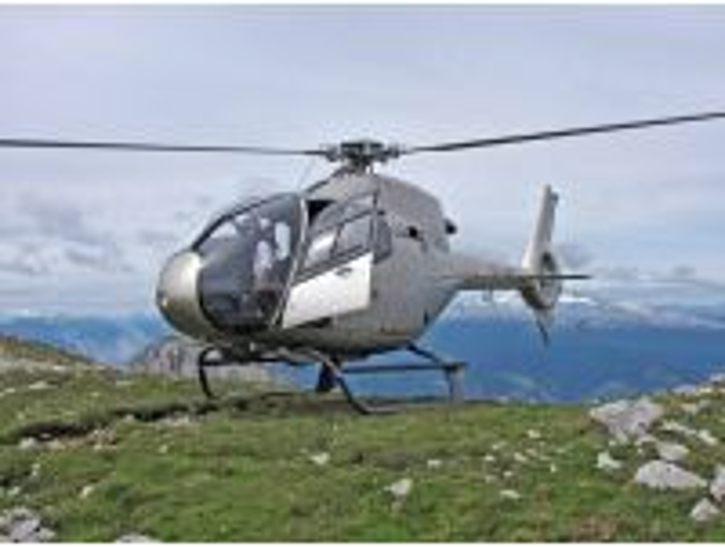 Hubschrauber Rundflug Wachau Tour klein für 4 Personen