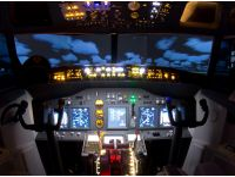 Flugsimulator Boeing 737 in Wien - 90 Min. Flugzeit