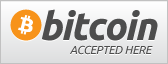 Bezahlen Sie mit Bitcoin bei uns.